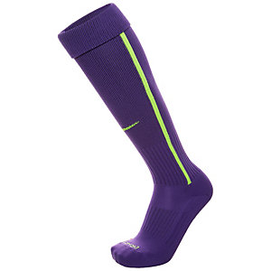 Nike Vapor III Stutzen lila / neongrün
