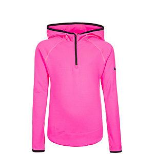 Nike Pro Hyperwarm 3.0 Hoodie Mädchen pink / schwarz