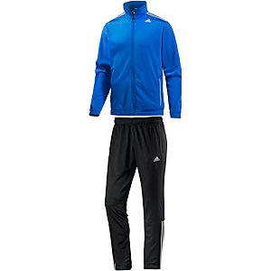 adidas TS Entry Trainingsanzug Herren blau/schwarz