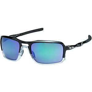 Oakley Triggerman polished black jade iridium Sportbrille polished black jade iridium