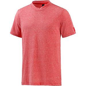 adidas Basic Funktionsshirt Herren rot