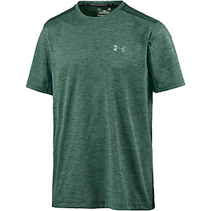 Under Armour HeatGear Raid Funktionsshirt Herren grün