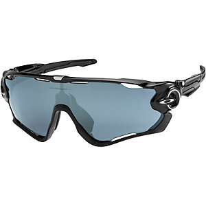 Oakley Jawbreaker polished black black iridium Sportbrille polished black black iridium
