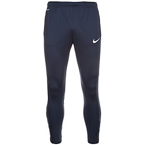Nike Strike Tech Trainingshose Herren dunkelblau / weiß