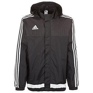 adidas Tiro 15 Trainingsjacke Herren schwarz / weiß