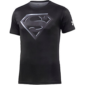 Under Armour alter ego Kompressionsshirt Herren schwarz/silber