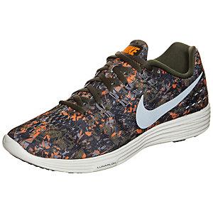 Nike LunarTempo 2 Print Laufschuhe Herren khaki / orange
