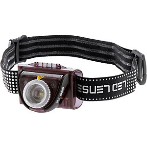 Led Lenser SEO 7RB Stirnlampe LED schwarz