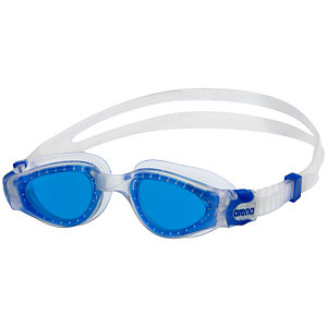Arena Cruiser Jr. Schwimmbrille Kinder transparent/blau