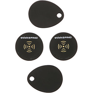 StickNFind Sensor schwarz
