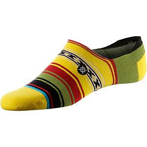 Stance ROYAL Sneakersocken Herren gelb