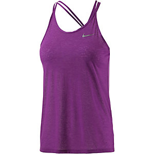 Nike Dri-Fit Cool Breeze Funktionstank Damen lila