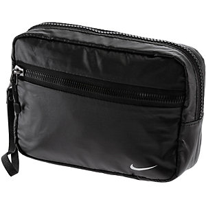 Nike Kulturbeutel Damen schwarz/weiß