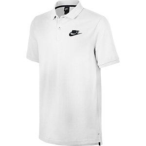 Nike NSW Matchup Poloshirt Herren weiß