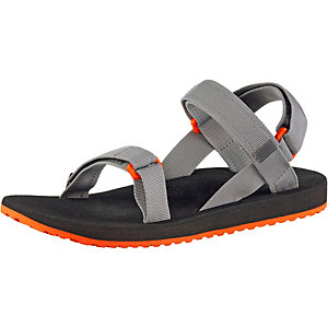 Source Urban Outdoorsandalen Herren grau/orange