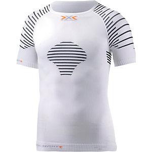 X-Bionic Funktionsshirt Herren weiß/schwarz