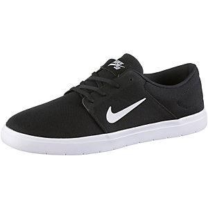 Nike B PORTMORE ULTRALIGHT Sneaker Herren Schwarz