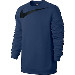 Nike NSW Sweatshirt Herren blau
