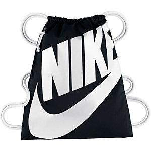 Nike Heritage Turnbeutel Herren schwarz