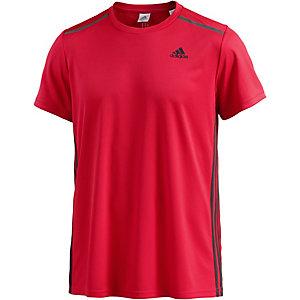adidas Cool 365 Funktionsshirt Herren rot/schwarz
