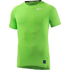 Nike Pro Dry Fit Kompressionsshirt Herren grün