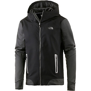 The North Face Kilowatt Softshelljacke Herren schwarz