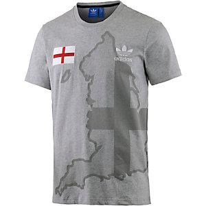 adidas EM 2016 Printshirt Herren graumelange