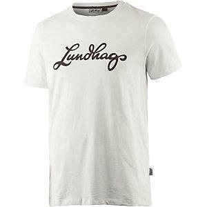 Lundhags T-Shirt Herren weiß
