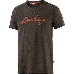 Lundhags T-Shirt Herren schlamm