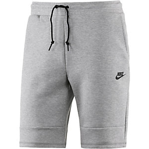 Nike Tech Fleece Funktionsshorts Herren grau