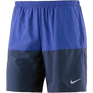 """Nike 7"""" Distance Laufshorts Herren dunkelblau"""