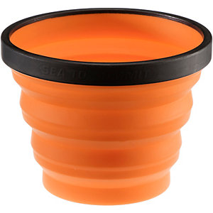 Sea to Summit Tasse X-Cup Trinkbecher orange