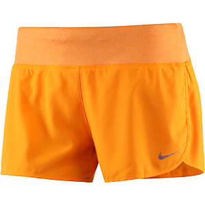 Nike Rival Laufhose Damen orange