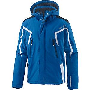 White Season Skijacke Herren blau/weiß