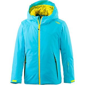 CMP Skijacke Mädchen türkis