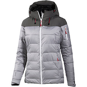 ICEPEAK Keira Skijacke Damen grau/anthrazit