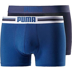 PUMA Boxer Herren hellblau/dunkelblau