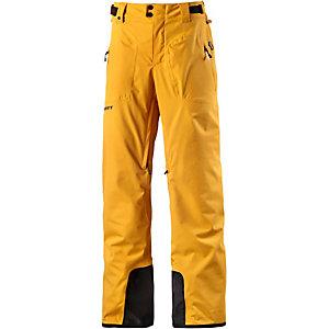 SCOTT Ultimate Dryo Skihose Herren gelb