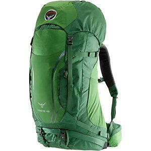 Osprey Kestrel 48 Trekkingrucksack grün