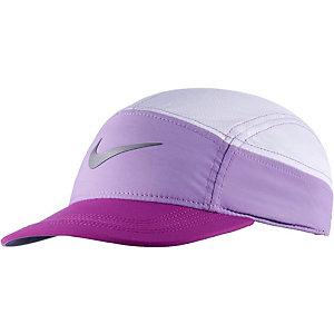 Nike Run Cap Damen weiß/lila
