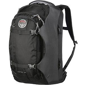 Osprey Porter 46 Trekkingrucksack schwarz