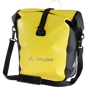 VAUDE Aqua Front Fahrradtasche gelb