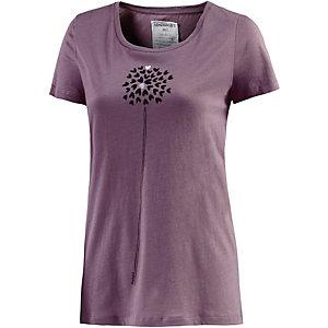 ARMEDANGELS T-Shirt Damen plum