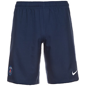 Nike Paris Saint-Germain 16/17 Heim Fußballshorts Herren dunkelblau / rot