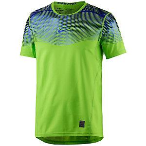 Nike Pro Funktionsshirt Herren lime