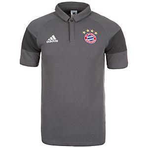adidas FC Bayern München Fanshirt Herren grau