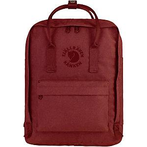FJÄLLRÄVEN Re-Kanken Daypack rostrot