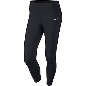 Nike Power Epic Lux Lauftights Damen schwarz