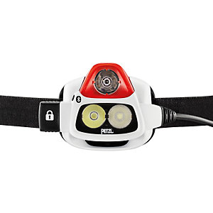 Petzl Nao + Stirnlampe LED -