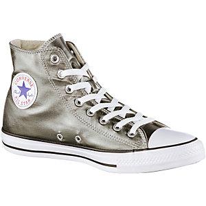 CONVERSE Chuck Taylor All Star Hi Metallics Sneaker Damen Bronze